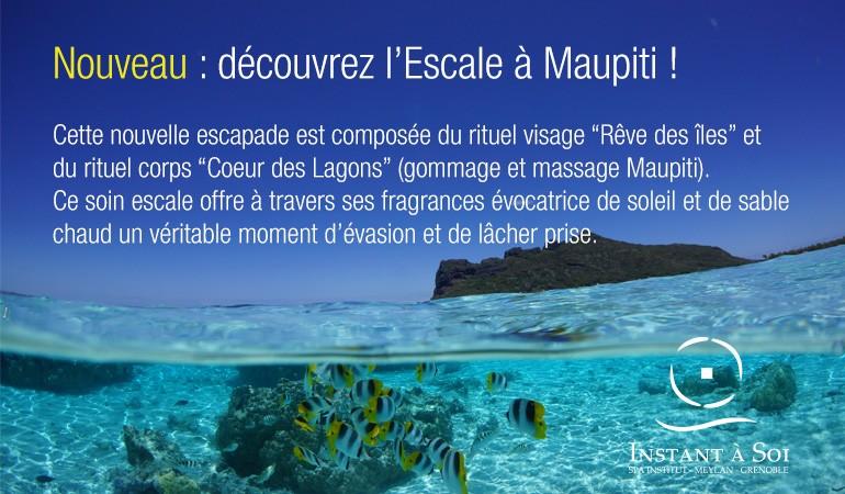 Escale à Maupiti